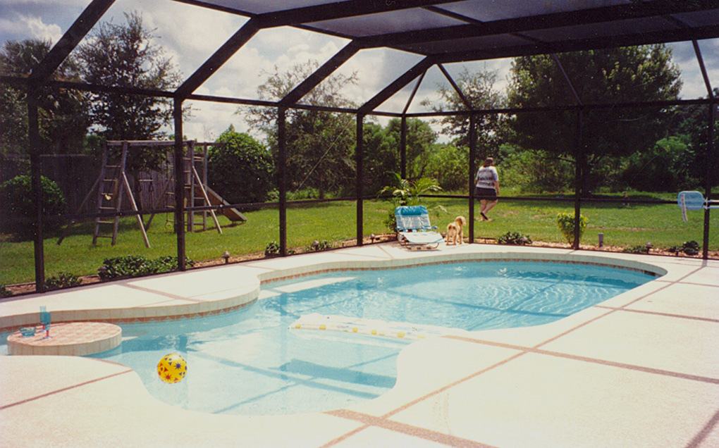 Pool Enclosures Professional Panama City Remodeling Contractor